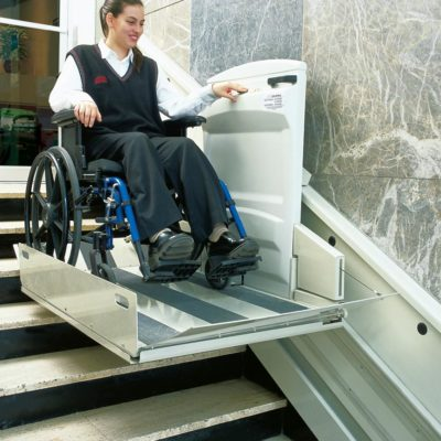 Accessible home products home elevators stair lifts for Wheelchair accessible house plans with elevator