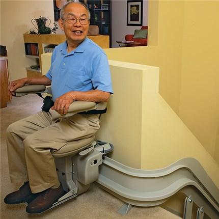 Living Well Elite Indoor Curved