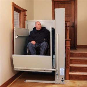 Bruno Vertical Platform Lift