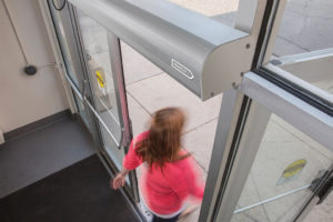 Nabco Automatic Door Opener 07