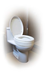 Raised Toilet Seat 001