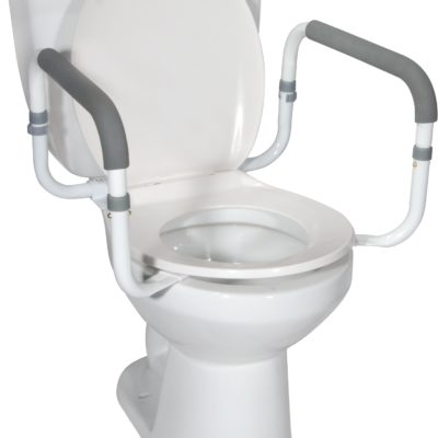 Living Well Toilet Safety Rail