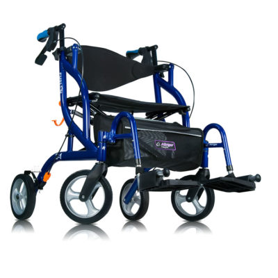 Living Well Fusion Rollator