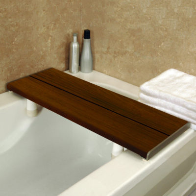 Living Well Invisia Bath Bench