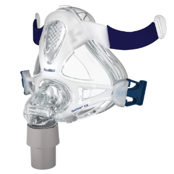 Living Well ResMed Quattro FX Full Face CPAP Mask