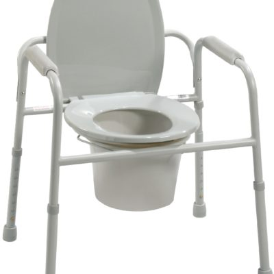 Living Well Standard Commode