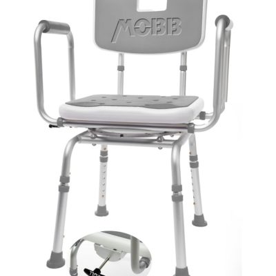 Living Well Swivel Shower Chair