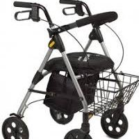 Living Well Challenger Series Rollator