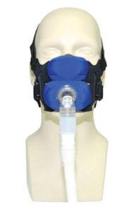 Kego SleepWeaver Anew Blue Full Face CPAP Mask