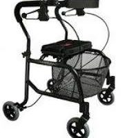 Living Well Nexus 1 Rollator