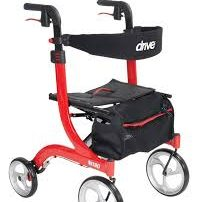 Living Well Nitro Rollator