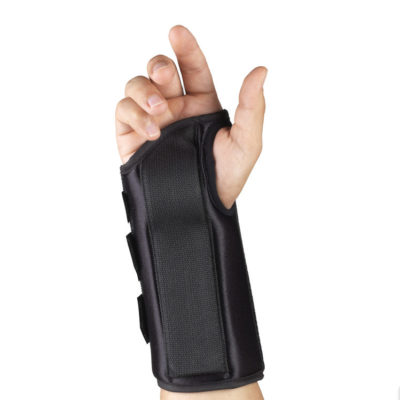 "Living Well OTC 2083 8"" Wrist Splint"