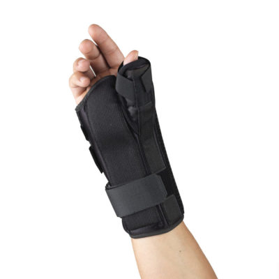 "Living Well OTC 2087 8"" Wrist-Thumb-Splint-Spica"