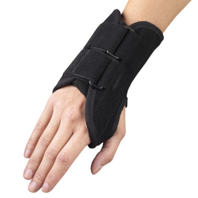 "Living Well OTC 2382 Select Series 6"" Wrist Splint"