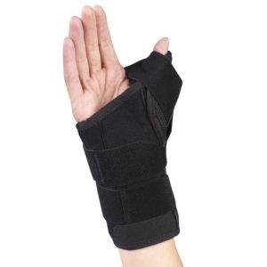 "Living Well OTC 2386 Select Series 6"" Wrist-Thumb Splint"