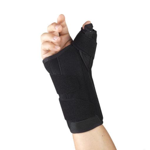 "Living Well OTC 2387 Select Series 8"" Wrist-Thumb Splint"