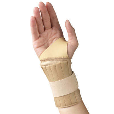 Living Well OTC 2389 Occupational Wrist Support