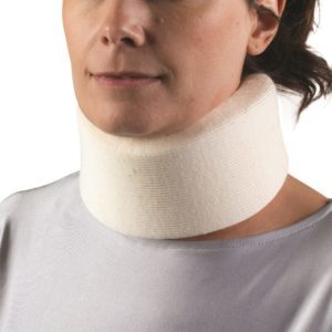 Living Well OTC 2394 Foam Cervical Collar - Soft