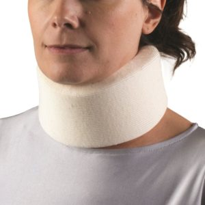Living Well OTC 2395 Foam Cervical Collar - Soft