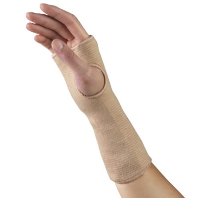 Living Well OTC 2418 Pullover Elastic Wrist Support