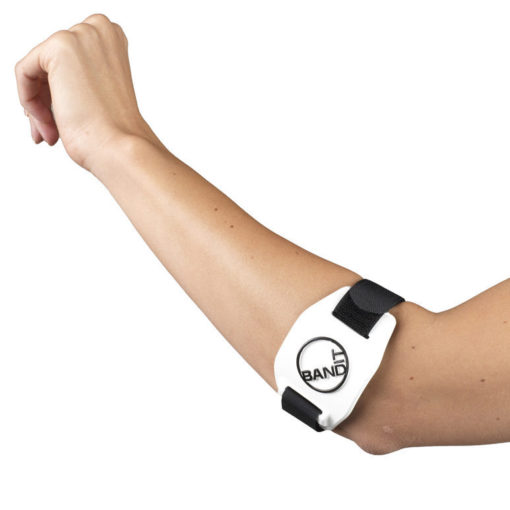 Living Well OTC 2421 Band-It Therapeutic Forearm Band