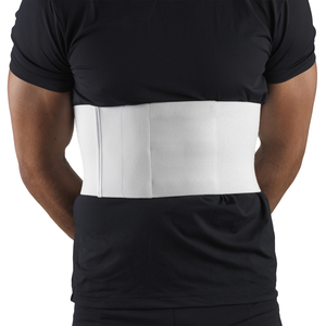Living Well OTC 2459 Elastic Rib Belt for Men