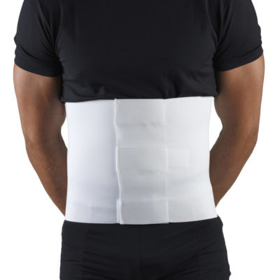 Living Well OTC 2518 10 inch Elastic Abdominal Binder