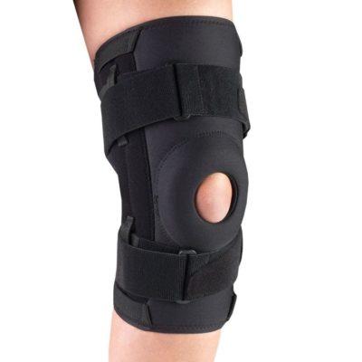 Living Well OTC 2541 Orthotex Knee Stabilizer - Spiral Stays