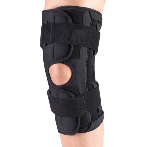 Living Well OTC 2542 Orthotex Knee Stabilizer Wrap - Spiral Stays
