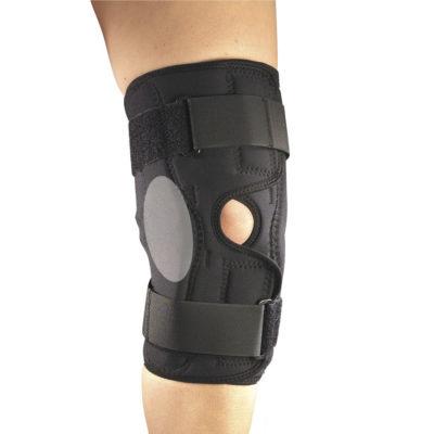 Orthotex Knee Stabilizer Wrap - Rom Hinged Bars