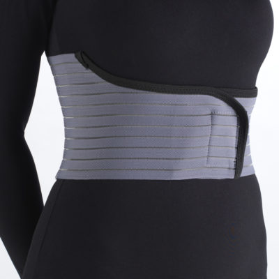Living Well OTC 2658 Select Series 6 inch Rib Belt for Women