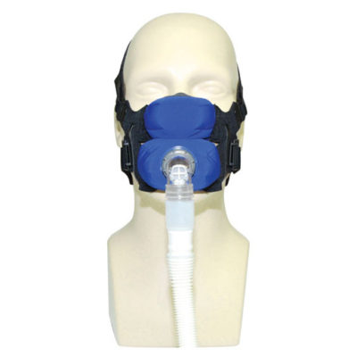 Sleep Weaver Anew Blue Full Face CPAP Mask