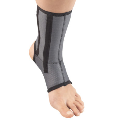 Living Well C-463 Airmesh Ankle Support with Flexible Stays