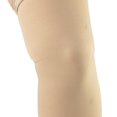 Living Well C-62 Sheer Elastic Knee Support