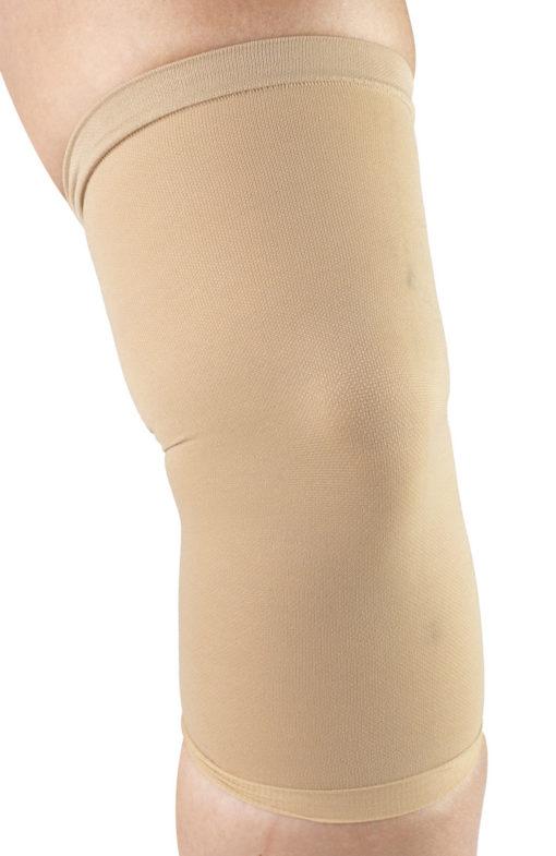 Living Well C-62 Sheer Elastic Knee Support