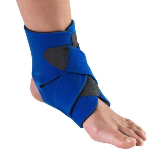 Living Well Champion C-313 Neoprene Ankle Wrap