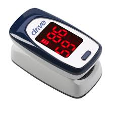 Living Well Fingertip Pulse Oximeter