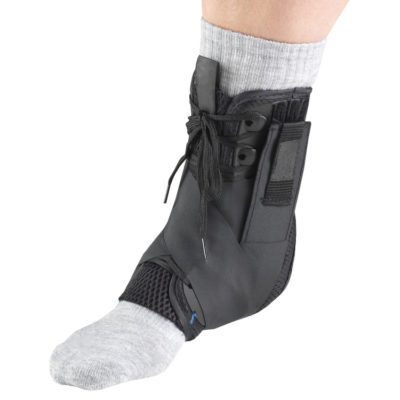 Living Well OTC 2376 Ankle Stabilizer - Exoskeleton