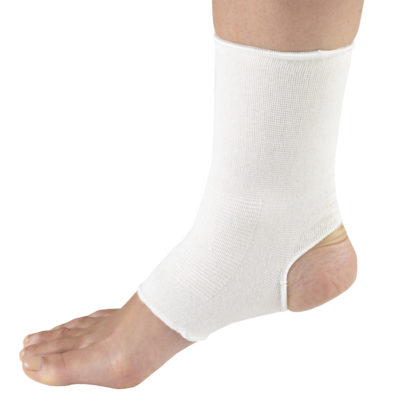Living Well OTC 2417 Pullover Elastic Ankle Support
