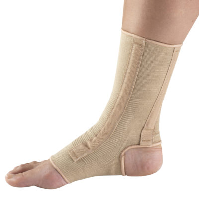 Living Well OTC 2560 Ankle Support - Spiral Stays