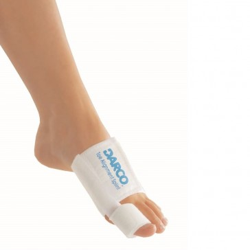 Living Well OTC 8710 Toe Alignment Splint