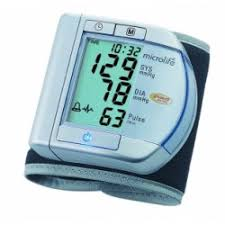Living Well Wrist Blood Pressure Monitor