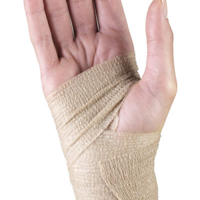 "Living Well C-132 2"" Self-Adhering Elastic Bandage"