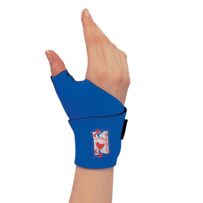 Living Well C-303 Neoprene Wrist-Thumb Support