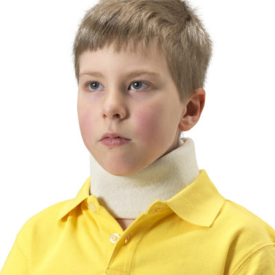 Living Well C-321 KidsLine Soft Foam Cervical Collar