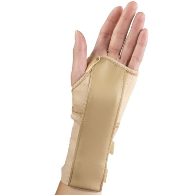 Living Well C-33 Elastic Wrist Splint