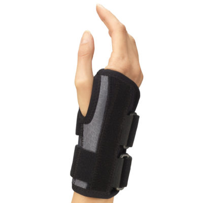 Living Well C-450 Airmesh Wrist Splint