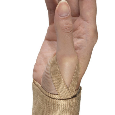 Living Well C-47 Wraparound Wrist Support