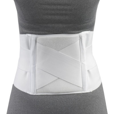 Living Well C-7 Sacro Brace with Thermo Pad