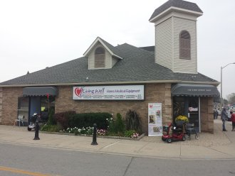 Living Well Home Medical Equipment 100 King St E Bowmanville